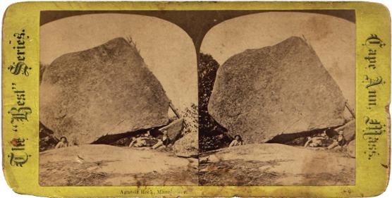 Agassiz rock