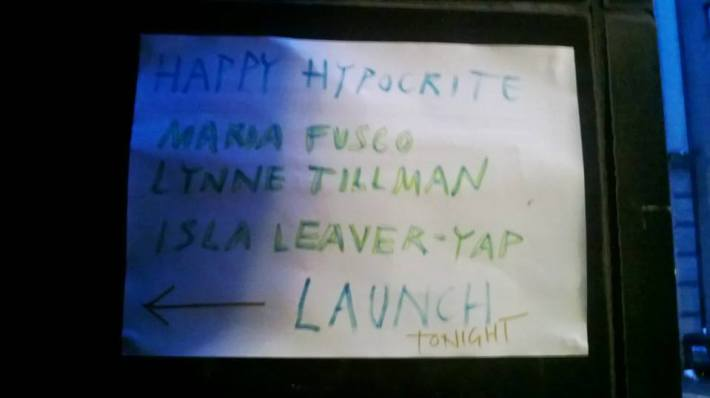 Tillman poster conversation