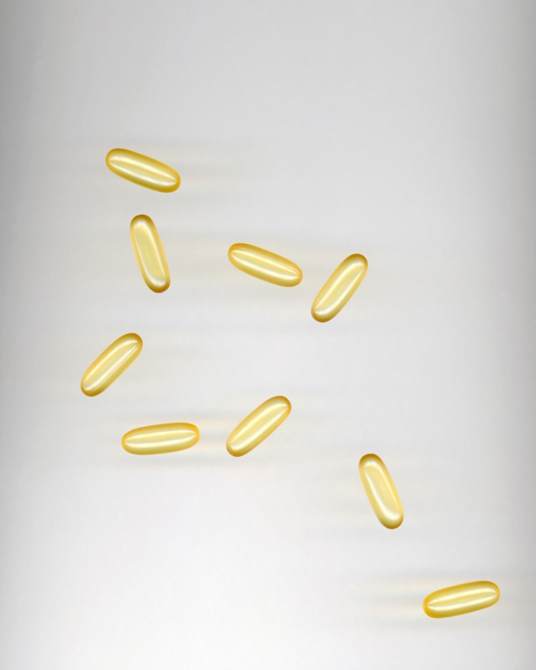 Dena Yago, Fish Oil, 2011